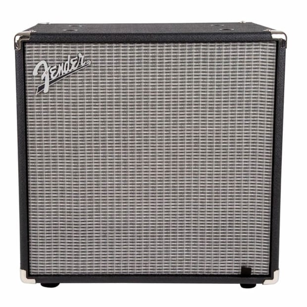 Fender Rumble 112 V3 Bass Speaker Cabinet Reverb