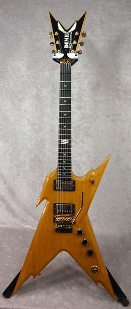 dean dime razorback korina custom shop electric guitar with reverb. Black Bedroom Furniture Sets. Home Design Ideas