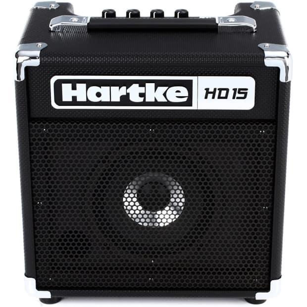 hartke hd15 15 watt bass combo amplifier reverb. Black Bedroom Furniture Sets. Home Design Ideas