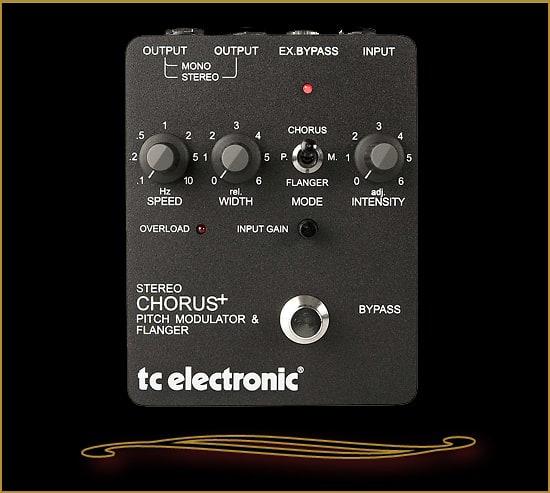 tc electronic scf stereo chorus pitch modulator reverb. Black Bedroom Furniture Sets. Home Design Ideas