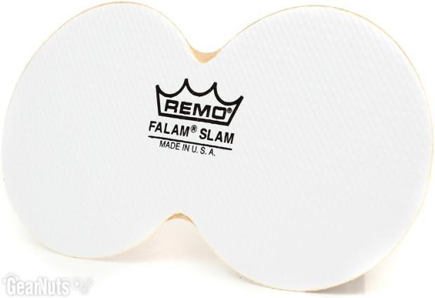 remo falam slam pad 2 5 double kick reverb. Black Bedroom Furniture Sets. Home Design Ideas