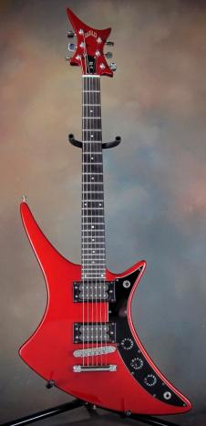 1982 Guild X79 Skyhawk - Candy Apple Red! image