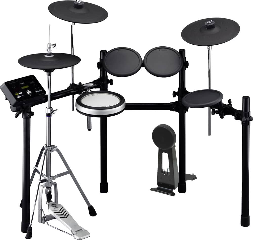 Yamaha dtx532k electronic drum set reverb for Yamaha electronic drum set
