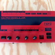 Clavia Micro Modular (mint, boxed, warranty)