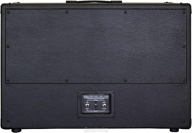 Peavey 212 6 50w 2x12 Speaker Cabinet Floor Model Scratch