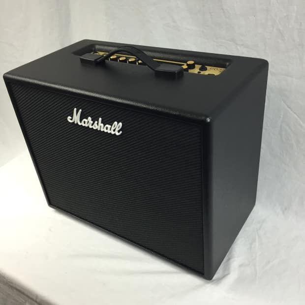 marshall code 50 50w 1x12 modeling guitar combo amp reverb. Black Bedroom Furniture Sets. Home Design Ideas