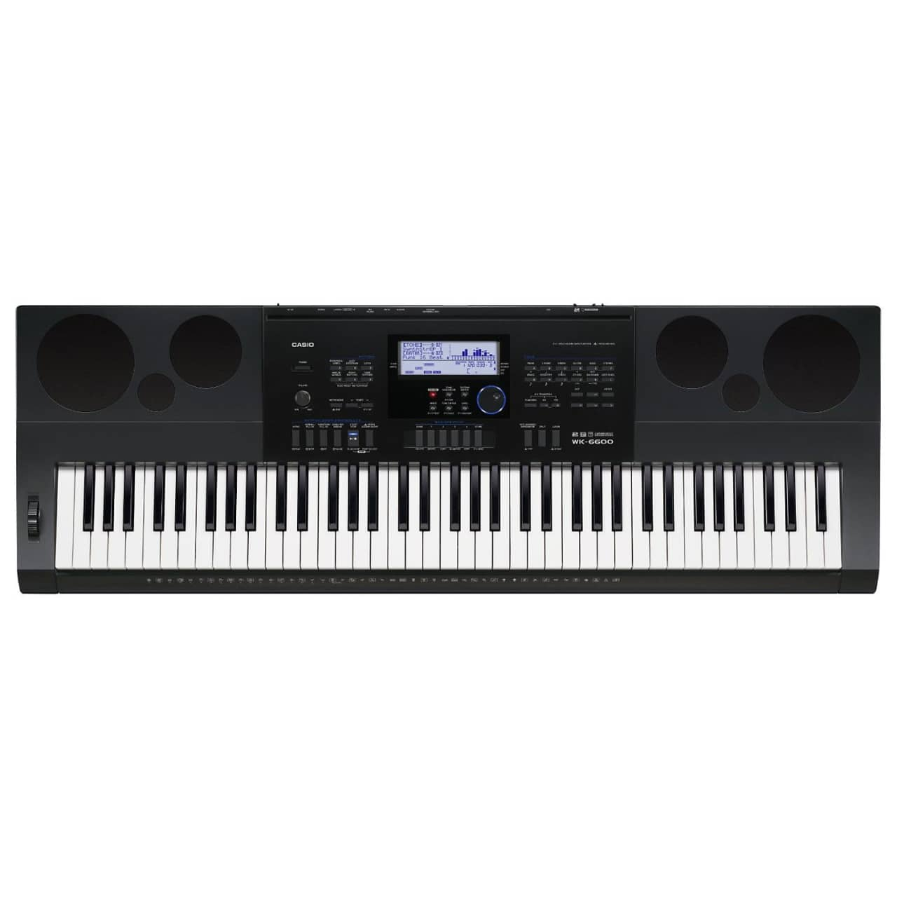 casio wk6600 76 key portable keyboard reverb. Black Bedroom Furniture Sets. Home Design Ideas