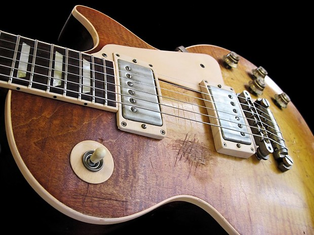 2005 Gibson Les Paul Standard Faded Tom Doyle Road Worn