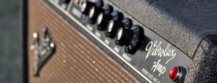 A Guide to Blackface-Era Fender Amps