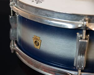 Jimmy Chamberlin's '60s Ludwig Pioneer Snare Giveaway