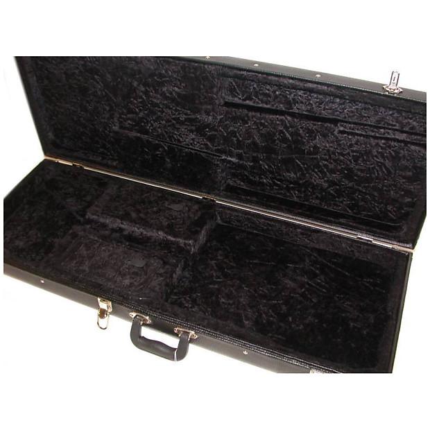 kaces nvge1 hardshell strat tele electric guitar case reverb. Black Bedroom Furniture Sets. Home Design Ideas