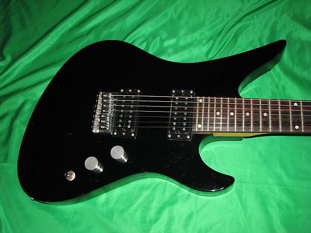 1999 schecter revenge diamond series 7 string electric guitar reverb. Black Bedroom Furniture Sets. Home Design Ideas