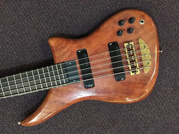 alembic epic 5 string bass natural reverb. Black Bedroom Furniture Sets. Home Design Ideas