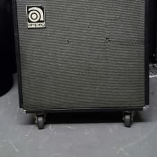 Ampeg VT-40 mid-70s distortion channel open back 4x10 combo image