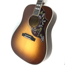 Gibson Hummingbird Custom Quilted Mahogany image
