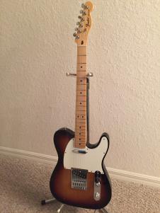 Fender Telecaster Sunnurst MIM image