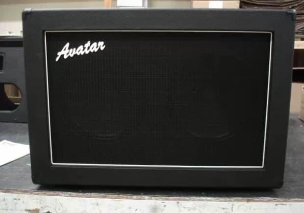 avatar g212 contemporary guitar cab w celestion v30s reverb. Black Bedroom Furniture Sets. Home Design Ideas