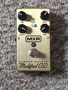 MXR M-77 Custom Badass Modified Overdrive image