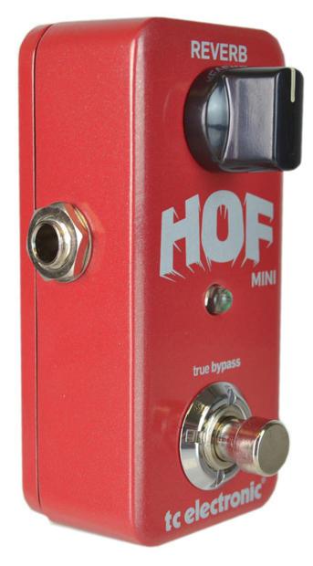 Hall Of Fame Mini Reverb : tc electronic hall of fame mini reverb pedal w toneprint technology reverb ~ Hamham.info Haus und Dekorationen