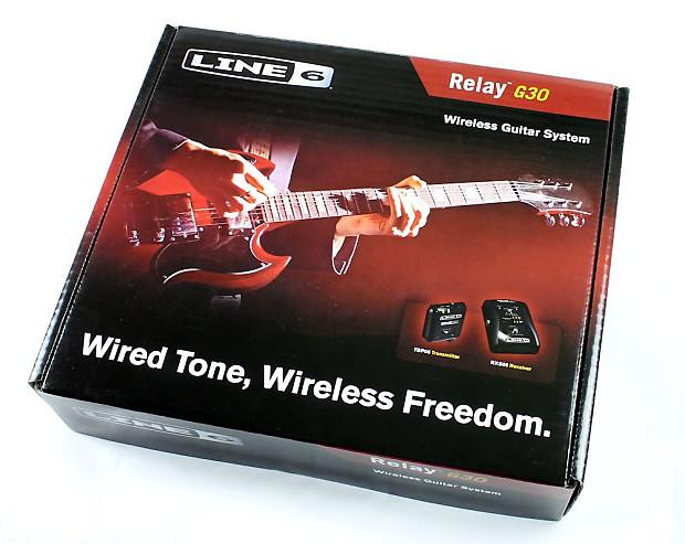 line 6 relay g30 digital wireless guitar system reverb. Black Bedroom Furniture Sets. Home Design Ideas