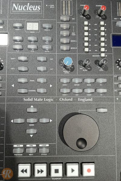 solid state logic nucleus price guide reverb