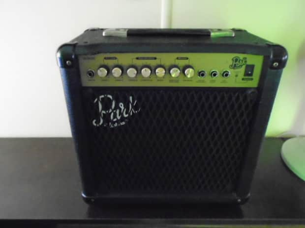 park by marshall g15rcd 97 black reverb. Black Bedroom Furniture Sets. Home Design Ideas