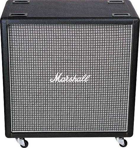 Marshall 1960bx 4x12 100 Watt Straight Cabinet W