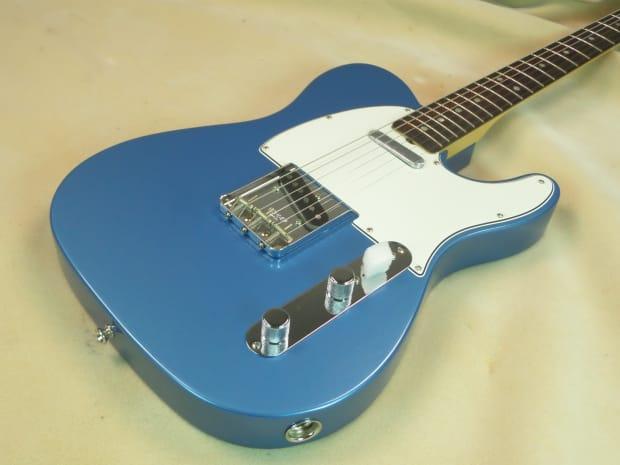 fender american vintage 39 64 telecaster lake placid blue reverb. Black Bedroom Furniture Sets. Home Design Ideas