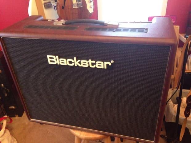 blackstar amplification artisan 30 burgundy reverb. Black Bedroom Furniture Sets. Home Design Ideas
