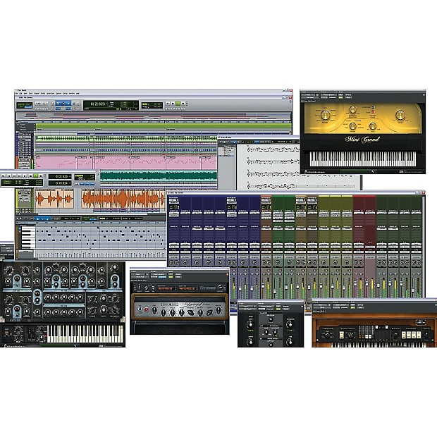 free recording software pro tools
