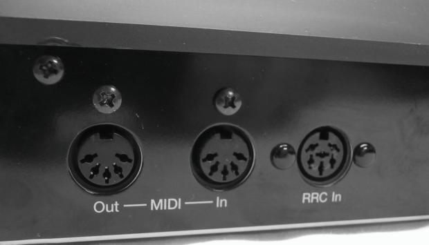 1990 S Roland Ra 30 Real Time Midi Arranger Reverb