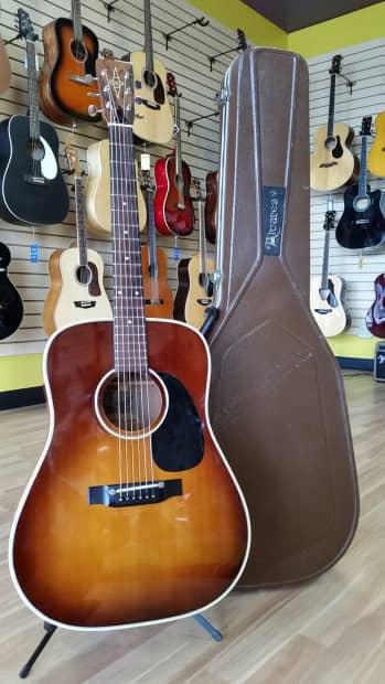 alvarez 5025 made in japan acoustic guitar with case vintage reverb. Black Bedroom Furniture Sets. Home Design Ideas