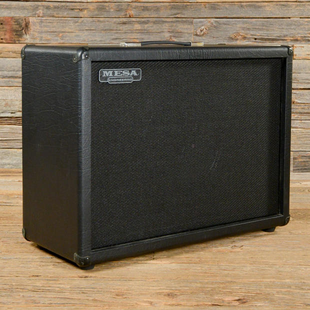 mesa boogie 1x12 speaker cabinet used reverb. Black Bedroom Furniture Sets. Home Design Ideas