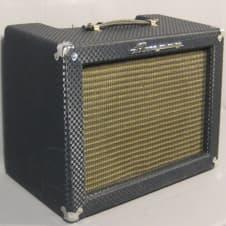 '60's Vintage Ampeg Jet Model J-12-D Guitar Combo Amp image