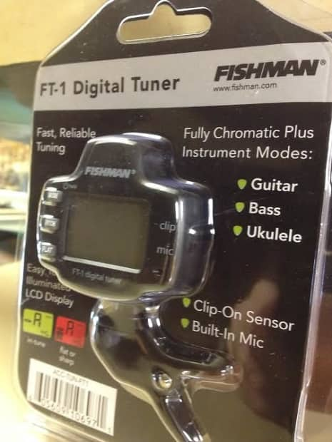 fishman guitar tuner price drop reverb. Black Bedroom Furniture Sets. Home Design Ideas