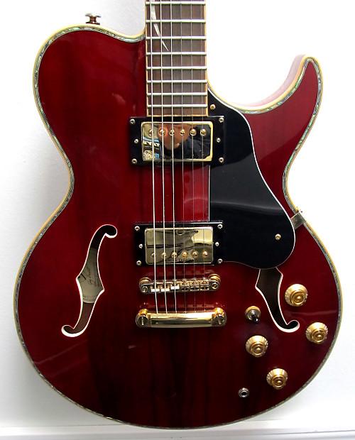 samick greg bennett royale rl 40 electric guitar reverb. Black Bedroom Furniture Sets. Home Design Ideas