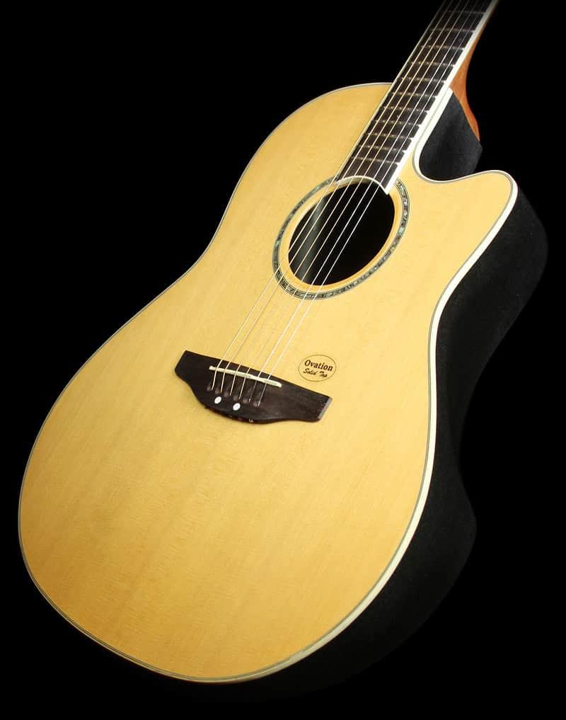 Ovation Celebrity CC15 12 String Acoustic Guitar | eBay