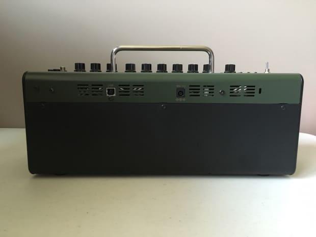 Yamaha thr10x reverb for Yamaha thr10x specs