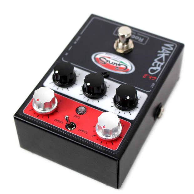 brand new gurus pedals channel 2 distortion guitar pedal reverb. Black Bedroom Furniture Sets. Home Design Ideas