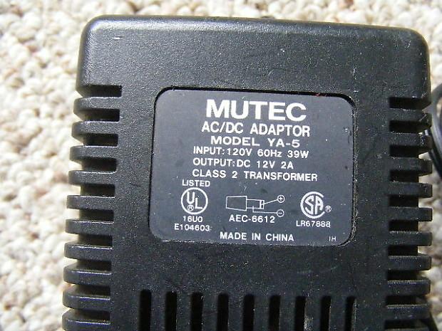 Mutec Ya  Adaptor For What Yamaha Keyboards