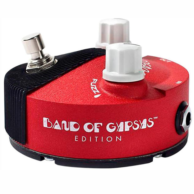 jim dunlop ffm6 band of gypsys fuzz face mini effects pedal reverb. Black Bedroom Furniture Sets. Home Design Ideas