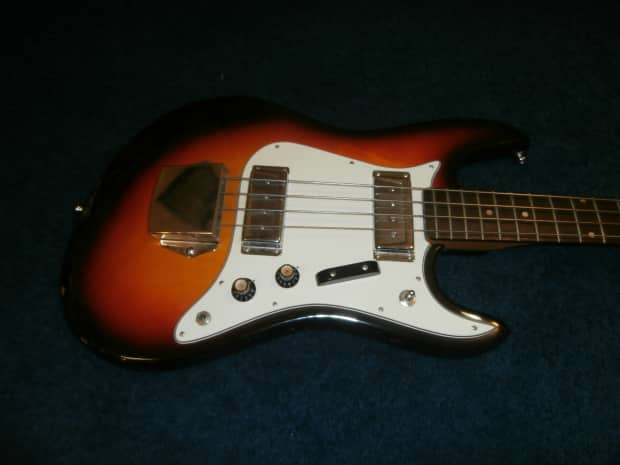 vintage aria bass