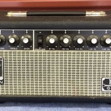 Vintage Musicman Model 120 B bass amplifier head image