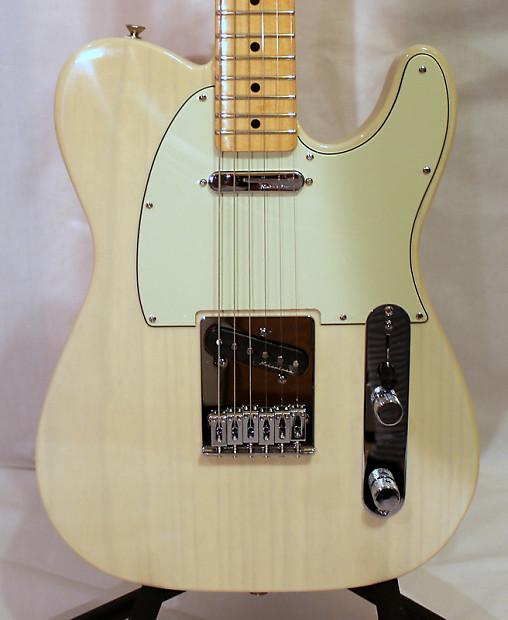 Fender Fender Fsr Ash Telecaster 2011 Mary Kaye White