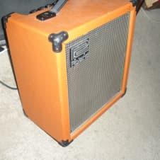 Roland  Vintage  Cube 60 made n  Japan 80s 1980s orange image