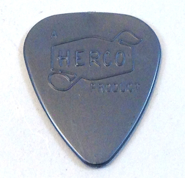 herco guitar picks vintage 66 6 pack heavy hev211p reverb. Black Bedroom Furniture Sets. Home Design Ideas