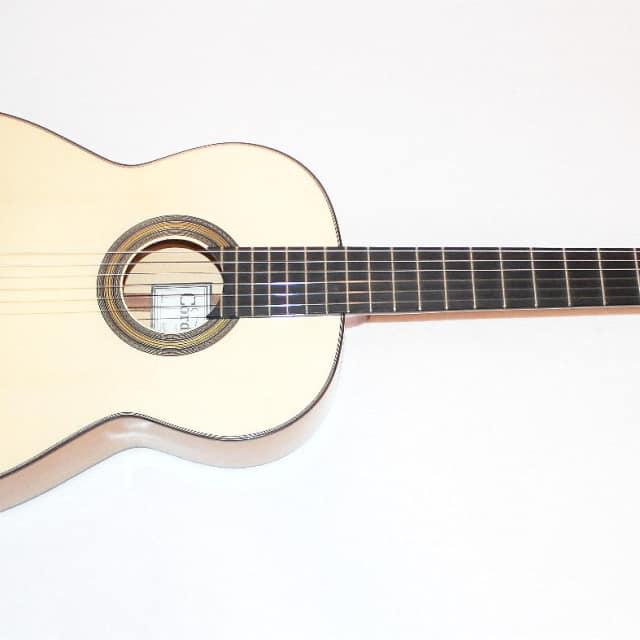 Cordoba Solista Flamenca Acoustic Nylon String Flamenco Guitar w/ Case image