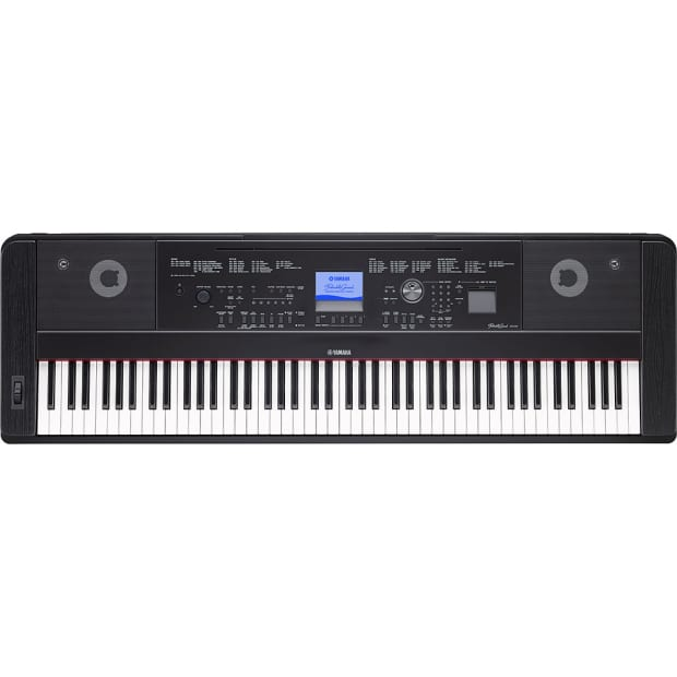 Yamaha dgx 660 88 key weighted portable usb grand digital for Yamaha keyboard 88 keys weighted