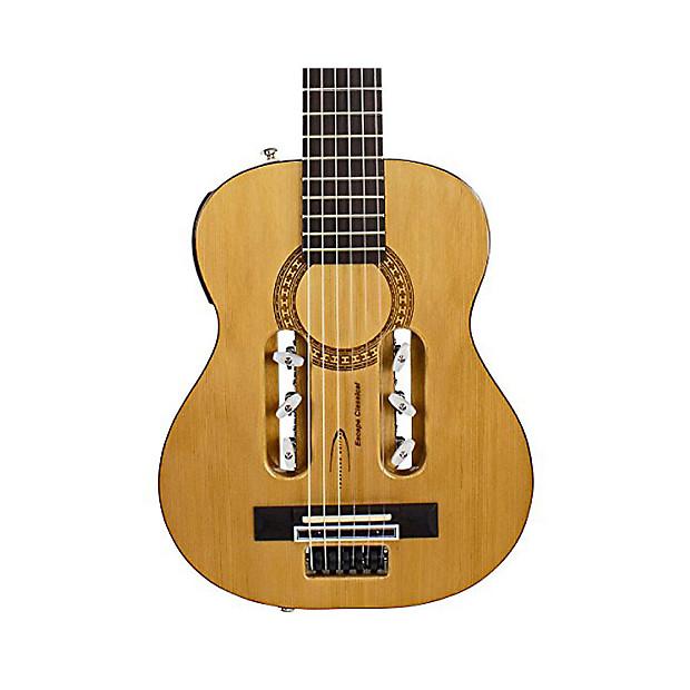 traveler guitar escn gls escape classical acoustic electric reverb. Black Bedroom Furniture Sets. Home Design Ideas