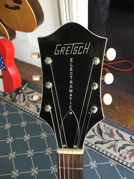 Gretsch Corvette Model 6135 Wiring Harness 1966 Reverb